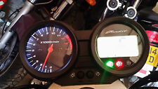 WHITE SUZUKI BANDIT 650 led dash clock conversion kit lightenUPgrade