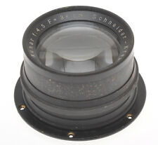 Schneider 360/4.5 36cm F:4.5 Xenar old lens ca.1942 with iris diaphragm