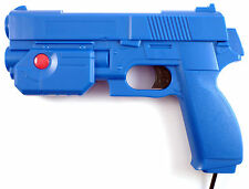 Ultimarc aimtrak Arcade Gun-nome, HOUSE OF THE DEAD, VIRTUA COP ecc.. (BLU)