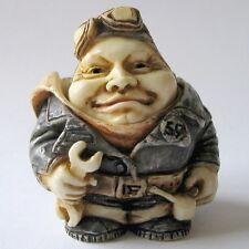Hell Bent - Pot Bellys - NIB - BSA Biker Figurine - Martin Perry Studios