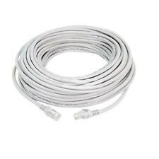 100 FT Cat5 CAT5E RJ45 Patch LAN Network Ethernet Cable for Xbox 360 PS3 - WHITE