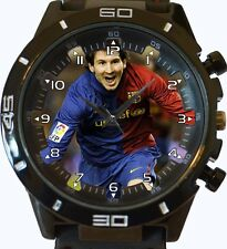 Lionel Messi New Gt Series Sports Unisex Gift Watch