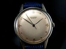1946 Universal Geneve 265 SLIM medie 32mm Orologio Retrò Vintage minimalista