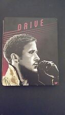 Drive 2011 (Blu-ray) Limited Edition Steelbook - Used - Free S&H - Ryan Gosling