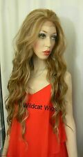 HEAT OK .. LACE FRONT Montana Wig from Sepia/West Bay .. FS8.27.613 Color Mix *
