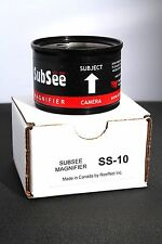 Subsee +10 Diopter Magnifier with 67mm Male-Female Threads for Macro Photography