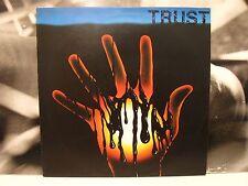 TRUST - SAME OMONIMO LP EX/EX- 1979 ITA CBS 83732