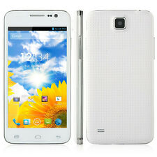 "Android 4.4 Dual-Sim 3G Smart Phone 4.0"" Capacitive Touch Screen WiFi! UNLOCKED!"