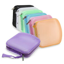 40 Disc DVD Case CD Storage Wallet VCD Organizer Bag Album Media Holder Gift