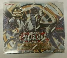 Yugioh First Edition Hidden Arsenal 7 English Booster Box 1st edition . L@@K