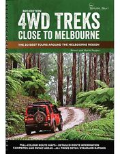 NEW 4WD Treks Close to Melbourne By Robert Pepper Spiral Ringed Book