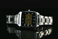 Star Wars Fashion Boy Man WRIST STEEL WATCH Black Fashion GDSW