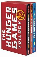 The Hunger Games: The Hunger Games Trilogy Collection by Suzanne Collins...