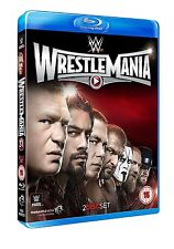 WWE Wrestlemania 31 XXXI 2015 2er [Blu-ray] + Hall of Fame Zeremonie NEU DEUTSCH
