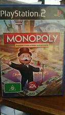 Monopoly COMPLETE PS2 SONY PLAYSTATION 2 �� ���� FREE POST