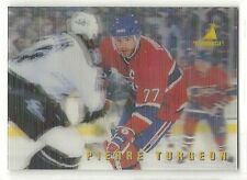 1996-97 Pinnacle McDonald's Ice Breakers - #19 - Pierre Turgeon - Blues