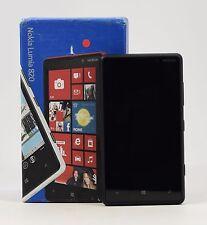 """OPEN BOX- Nokia Lumia 820 Black (FACTORY UNLOCKED) 4.3"""" AMOLED ,8GB ,8MP"""