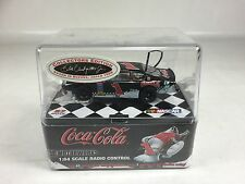 Nascar Dale Earnhardt Jr. #1 Coca Cola 1:64 Scale Radio Control Car 27 MHZ