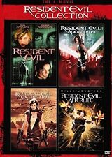 Resident Evil Collection DVD