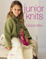 Junior Knits by Debbie Bliss (Paperback, 2004)