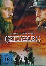 DVD NEU/OVP - Gettysburg - Tom Berenger, Jeff Daniels & Martin Sheen