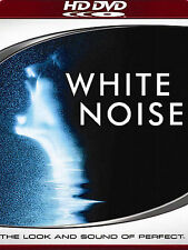 WHITE NOISE (HD DVD, 2008; WIDESCREEN) BRAND NEW, SEALED & SHIPS FREE! M. KEATON