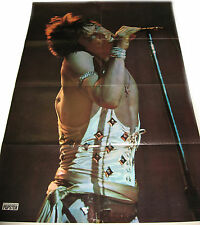 ROLLING STONES Magazine POSTER The Life And Times Of The Rolling Stones UK 1972