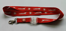 SFV Play Football Switzerland Schlüsselband Lanyard NEU (T182)