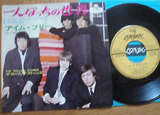 """THE ROLLING STONES - GET OFF OF MY CLOUD - JAPAN SINGLE 7"""" 45 RPM - HIT-568"""