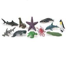 Vie Marine En Mer (12 Mini Figurines) Safari Ltd 761104