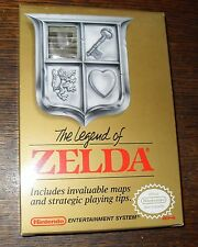 The Legend of Zelda Original Nintendo NES