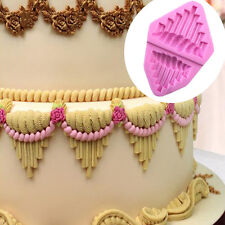 Tower 3D Silicone Cake Fondant Mold Chocolate Pastry Baking Mould Sugarcraft DIY