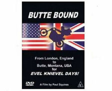 BUTTE BOUND DVD - Butte Bound 1 & 2 - EVIL KNIEVEL DAYS EVENT - 2 Films on 1 DVD