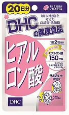 DHC Supplement Hyaluronic Acid 40 Capsules For 20 Days Tablets MADE IN JAPAN