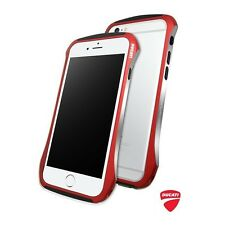 RED DRACO DUCATI Ventare Deff Moto Racing Design Aluminum Bumper iPhone 6 6S 4.7