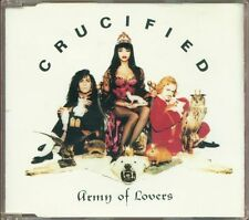 Army Of Lovers - Crucified 3 Tracks Cd Eccellente