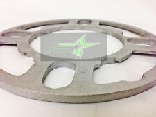 1X WHEEL SPACERS 5MM 3/16 | FITS 4X100 4X108 4X114 4X120 5X108 5X112 5X114 5X120
