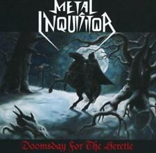 METAL INQUISITOR Doomsday For The Heretic 2CD ( Re-Release +Bonus CD )( 200903 )