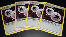 4x Double Colorless Energy 114/124 XY Fates Collide NM Uncommon Pokemon Card
