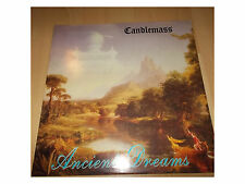Candlemass ‎– Ancient Dreams - LP OIS - UK