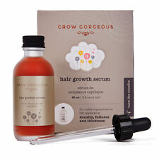 Grow Gorgeous Hair Growth Serum 60 ml increasing hair density 13% over 4 months