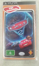 Disney Pixar Cars 2 Sony PlayStation Portable PSP Game Brand New and Sealed