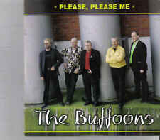 The Buffoons-Please Please Me cd single