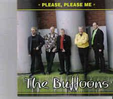 The Buffoons-Please Please Me cd single
