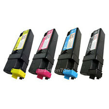 4x Colour Toner Cartridges Compatible for Dell 1320 1320c 1320cn Printer