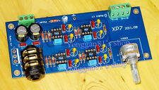 Hifi Stereo Headphone Amplifier Board DIY Kits Based on RSA XP7 AMP