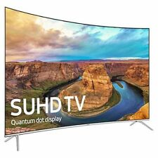 Samsung UN65KS8500FXZA Curved 65-Inch 4K Ultra HD Smart LED TV (2016 Model)