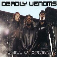 Still Standing, The Deadly Venoms (NEW SEALED CD) RAP