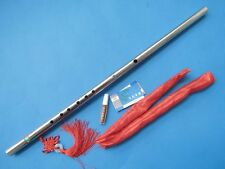 China Stainless Steel Flute Musical Instrument Never Cracking Beginners - F Key