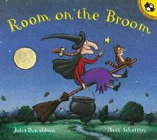 Room on the Broom (Brand New Paperback) Julia Donaldson